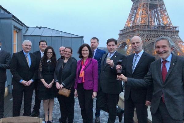 Presentata a Parigi la candidatura UNESCO